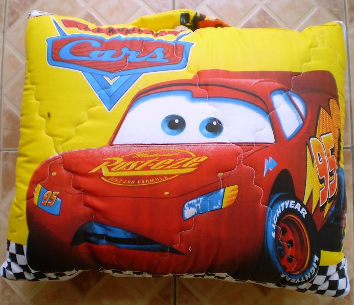 """Bantal Selimut (Balmut) """"Cars"""""""