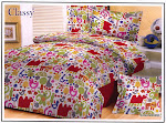 Sprei & Bed Cover Set katun Panca