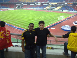 I Define Myself  Malaysia Vs Vietnam  AFF Suzuki Cup Semi Final