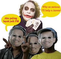 Anwar Ibrahim The Joker