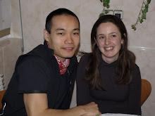 Ming e Idoia.