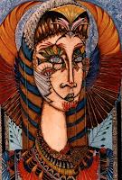 Mujer Atlante segun Platon .