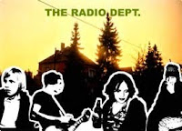 "New: The Radio Dept. ""Heaven's on Fire"""
