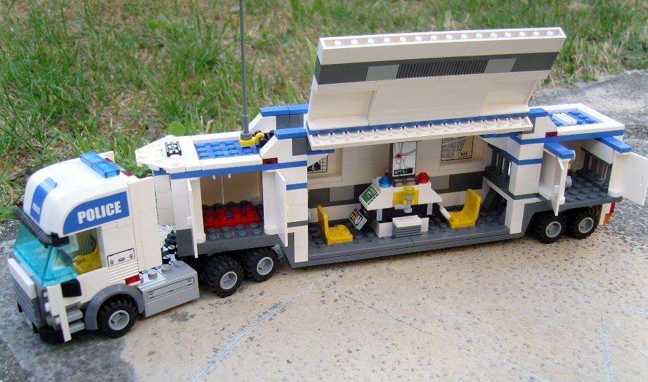 Lego city police pas cher trouvez le meilleur prix sur - Lego city camion police ...