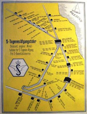 Oldschool Copenhagen Strain map Lars