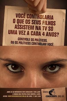 controle os politicos