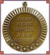 Premio Blog Amigable