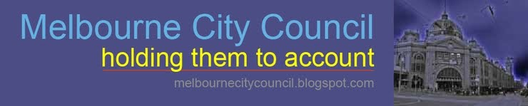 Melbourne City Council - holding them to account
