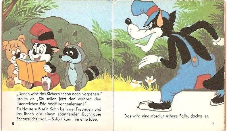 die drei schweinchen und der wolf deutsch