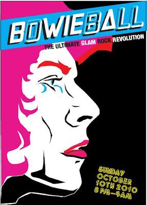glam rock revolution flyer