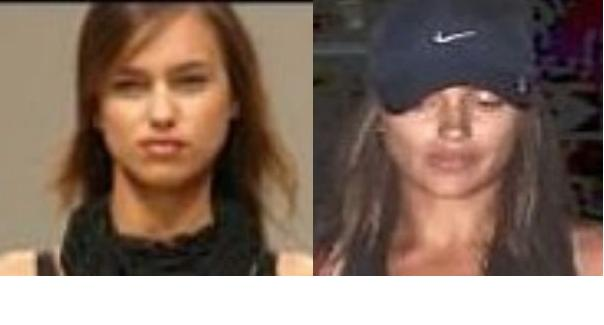 Plastic Surgery Without Make Up Before After Irina Shayk