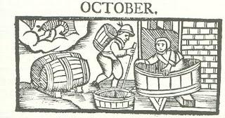 Oktobers månedsbillede fra Bonde-Practica 1744