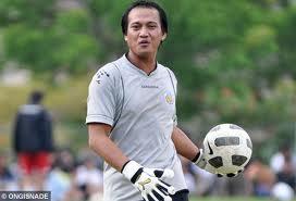 Biografi Profil Biodata Achmad Kurniawan Pemain Sepak Bola Penjaga Gawang Arema FC