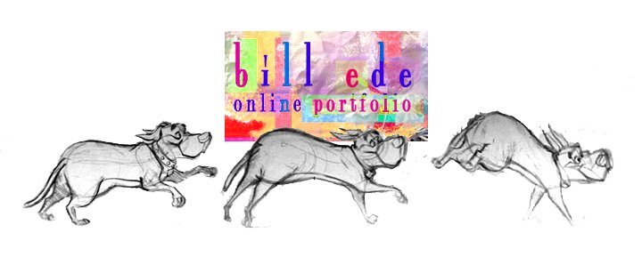 Bill Ede's Portfolio