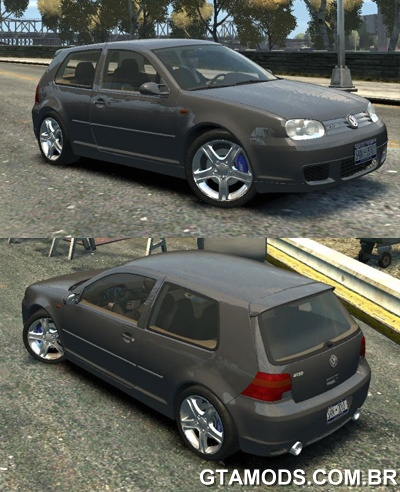Volkswagen Golf 4 R32 2001