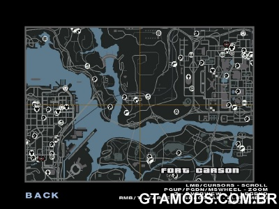 Radar do GTA IV para SA