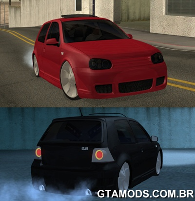 VW Golf R32 DUB