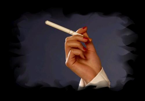 Tabaquismo - Fumador compulsivo