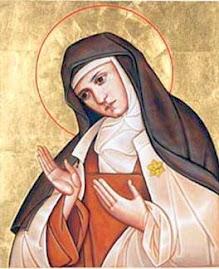 Santa Teresa Benedicta de la Cruz (Edhit Stein)