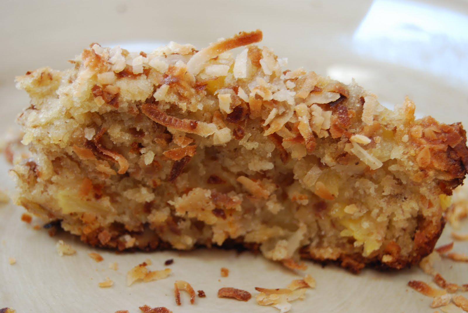 Coconut Pineapple Bread Recipe — Dishmaps