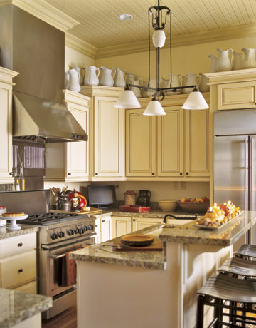 Kitchen Ideas With White Cabinets