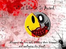 THE AWARD!