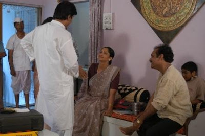 Ashok Saraf Family