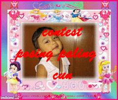 Contest Posing Paling Cun!!!!