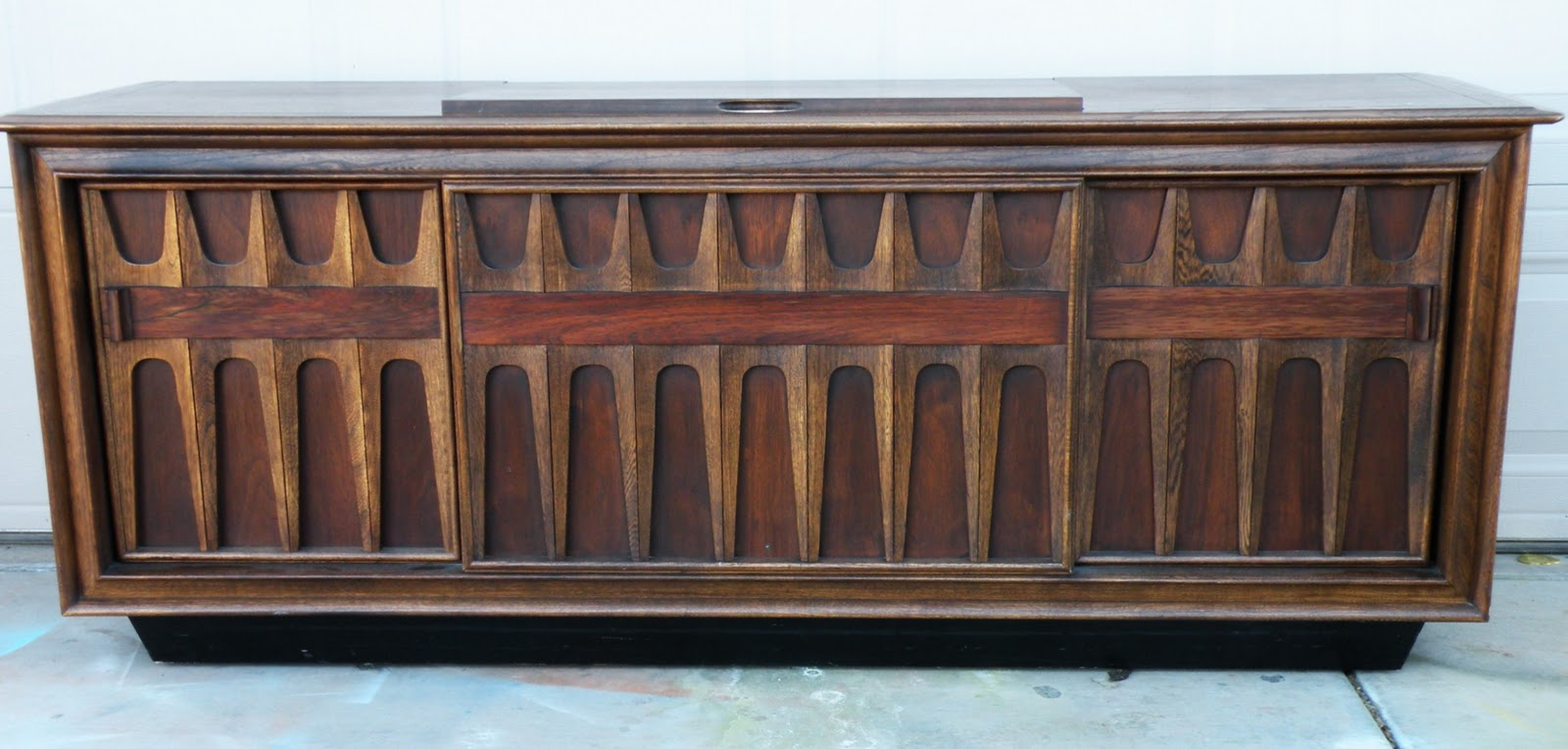 old an cabinet crazy and console restore modernize house stereo vintage rebuild diy