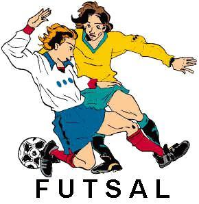 Permainan Olahraga Bola Futsal