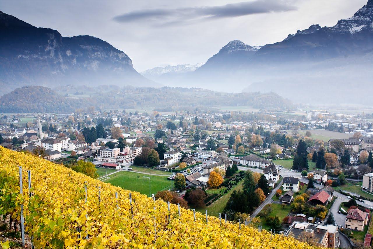 Bex Switzerland  City pictures : Bex, Switzerland