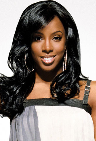 Kelly Rowland attends press