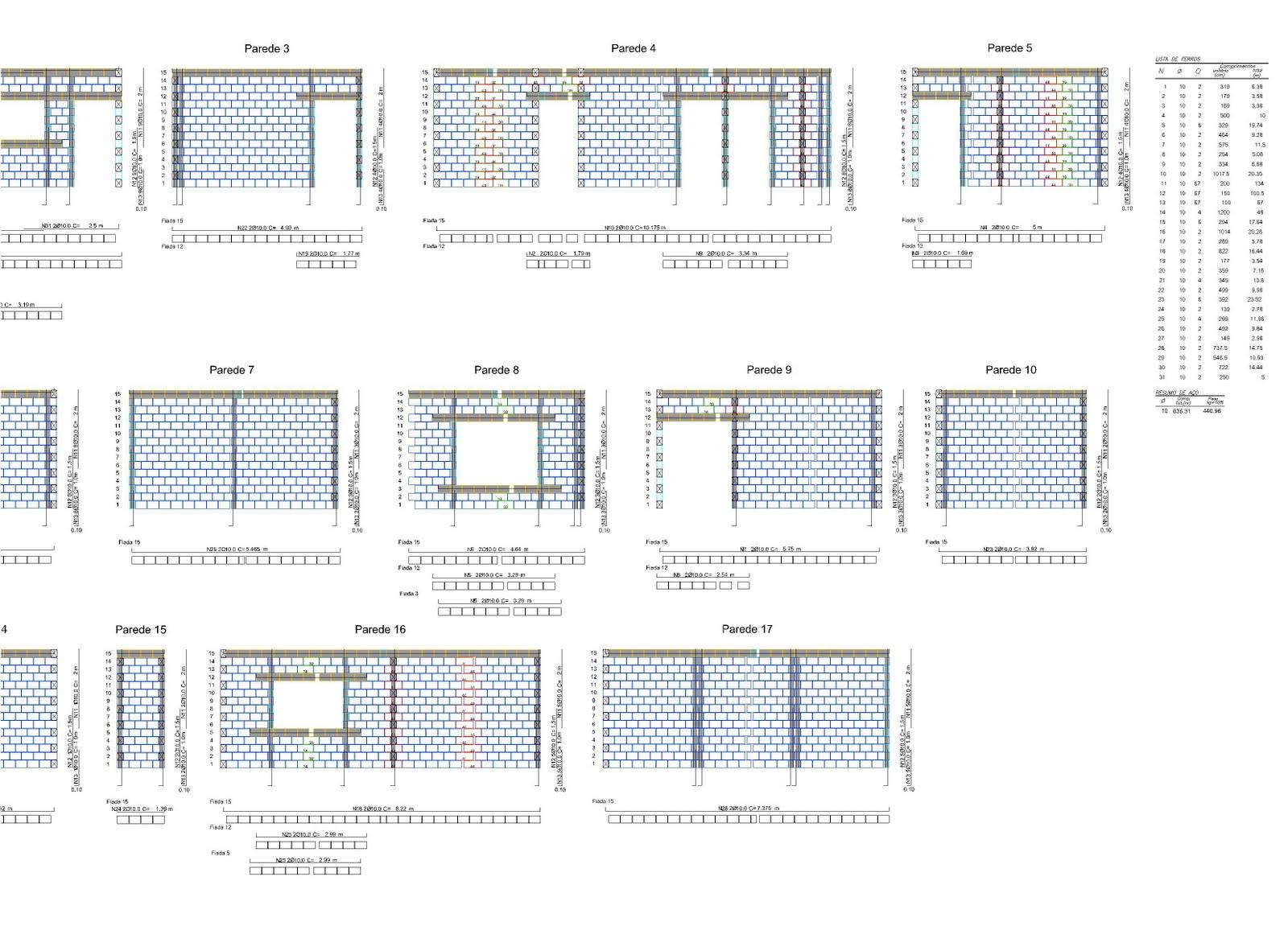 em geral e Cálculo Estrutural: Projeto Estrutural em alvenaria #536578 1600 1151