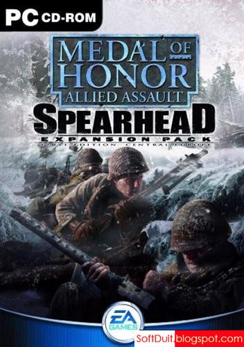 medal of honor allied assault pc free download full version