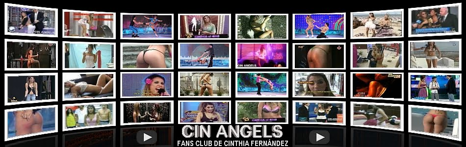 CIN ANGELS, Fans de Cinthia Fernández: Videos