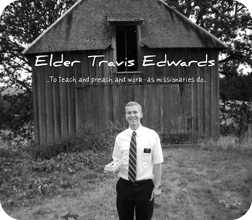 Elder Travis Edwards