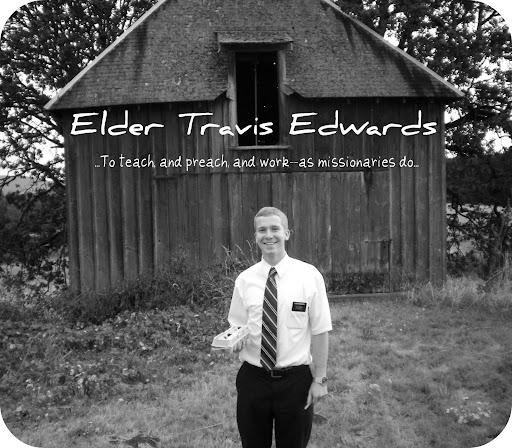 Elder Travis Edwards