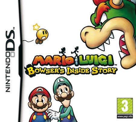 [NDS] Mario y Luigi Viaje al centro de Bowser [Fix] Marioluigi