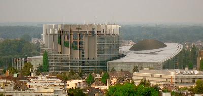 EU-parlamentti, Strasbourg
