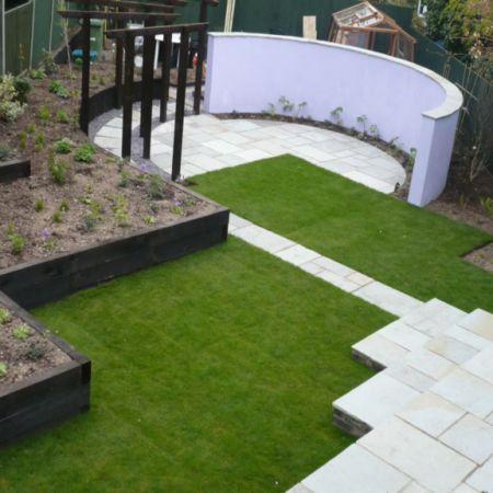 Tutto su giardino 3 idee per il giardino contemporaneo - Design giardini moderni ...