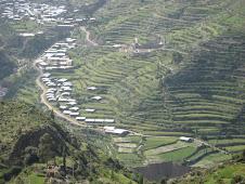 Localidad de Yunga, Ubinas, Moquegua, Peru