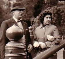 Alberto Montesinos Chamorro & Carmen Valdivia Borja