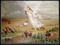 American Progress, by John Gast (1872)