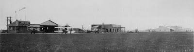 Stevenson's Field circa 1929