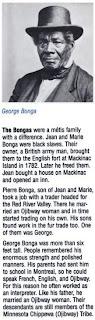 George Bonga, son of Pierre Bonga