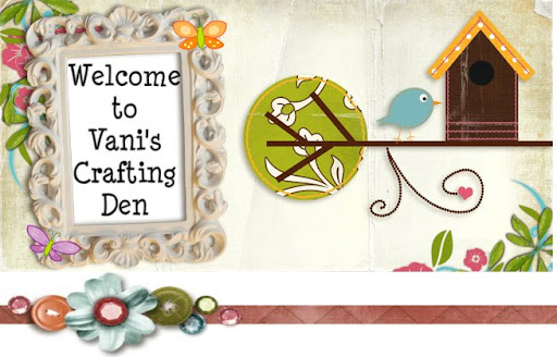 Vani's Crafting Den