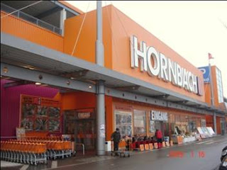 German DIY: Hornbach