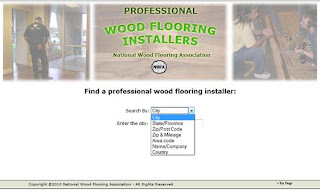 Searching for NWFA Wood Flooring Installers