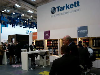 Tarkett's return to DOMOTEX