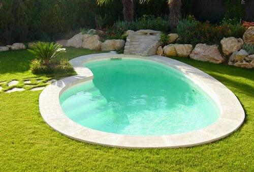 Piscinas baratas fibra de vidro poli ster poli ster e for Material piscina barato